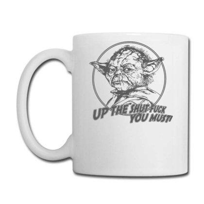 Yoda Funny Slogan Retro Movie Coffee Mug Designed By Lyly
