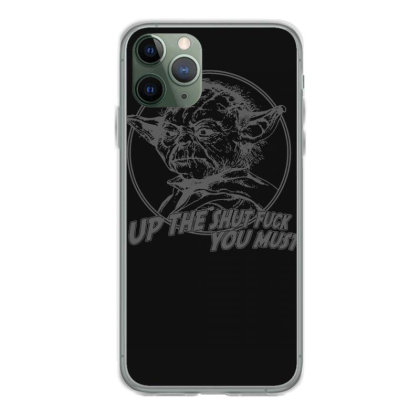 Yoda Funny Slogan Retro Movie Iphone 11 Pro Case Designed By Lyly