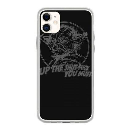 Yoda Funny Slogan Retro Movie Iphone 11 Case Designed By Lyly