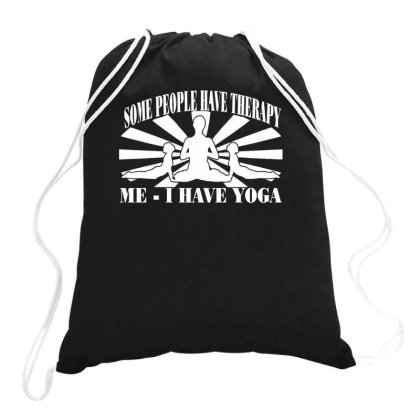 Yoga Inspired Drawstring Bags Designed By Lyly