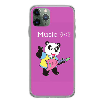 Panda And Music Lovers Iphone 11 Pro Case Designed By Fashionnetwork