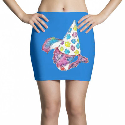 Cute English Springer Spaniel Mini Skirts Designed By Kemnabi
