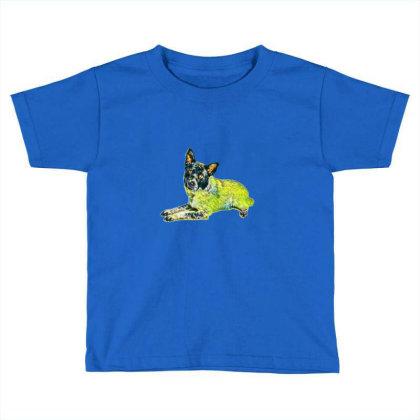 A Pretty Adult Australian She Toddler T-shirt Designed By Kemnabi