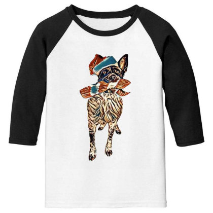 Cute And Funny Australian She Youth 3/4 Sleeve Designed By Kemnabi