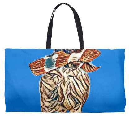 Cute And Funny Australian She Weekender Totes Designed By Kemnabi