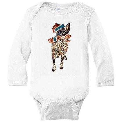 Cute And Funny Australian She Long Sleeve Baby Bodysuit Designed By Kemnabi