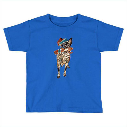 Cute And Funny Australian She Toddler T-shirt Designed By Kemnabi