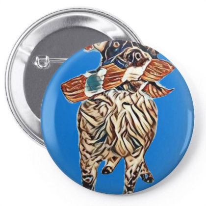 Cute And Funny Australian She Pin-back Button Designed By Kemnabi