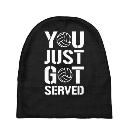 You Just Got Served Baby Beanies Designed By Lyly