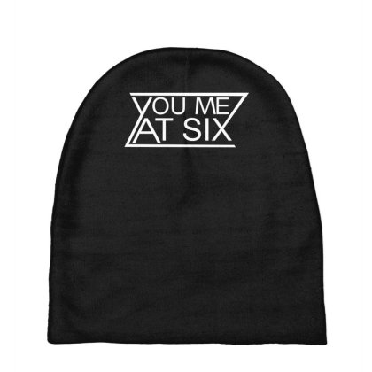 You Me At Six Baby Beanies Designed By Lyly