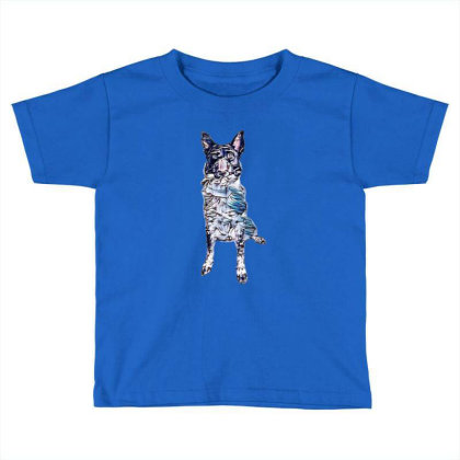 Funny Photo Of A Large Austra Toddler T-shirt Designed By Kemnabi