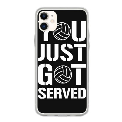 You Just Got Served Iphone 11 Case Designed By Lyly