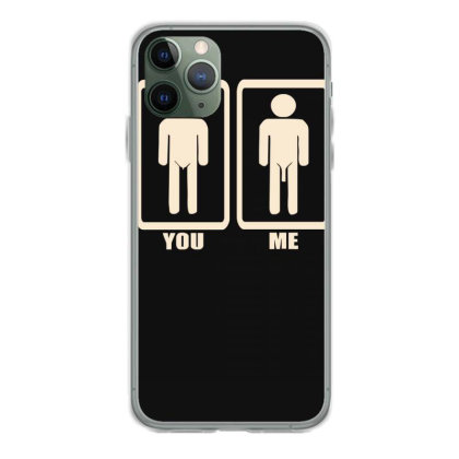 You Me Kleiner Pimmel Fun Lustig Iphone 11 Pro Case Designed By Lyly