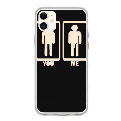 You Me Kleiner Pimmel Fun Lustig Iphone 11 Case Designed By Lyly
