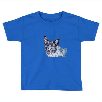 Closeup Photo Of A Beautiful Toddler T-shirt Designed By Kemnabi