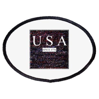 Usa Oval Patch Designed By Aditya@8979