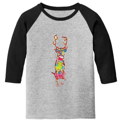 Tall Vertical Image Of A Cute Youth 3/4 Sleeve Designed By Kemnabi