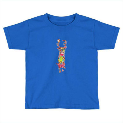 Tall Vertical Image Of A Cute Toddler T-shirt Designed By Kemnabi