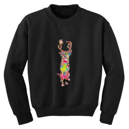 Tall Vertical Image Of A Cute Youth Sweatshirt Designed By Kemnabi