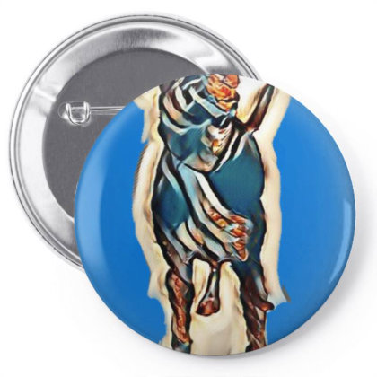 Cute Young Obedient Mixed Bre Pin-back Button Designed By Kemnabi