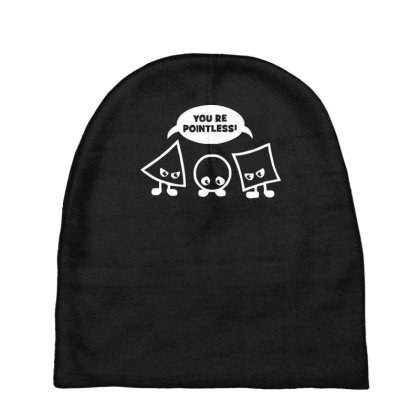 You're Pointless Baby Beanies Designed By Lyly