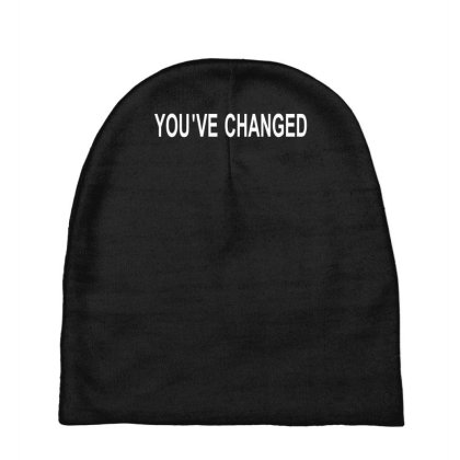 You've Changed Baby Beanies Designed By Lyly