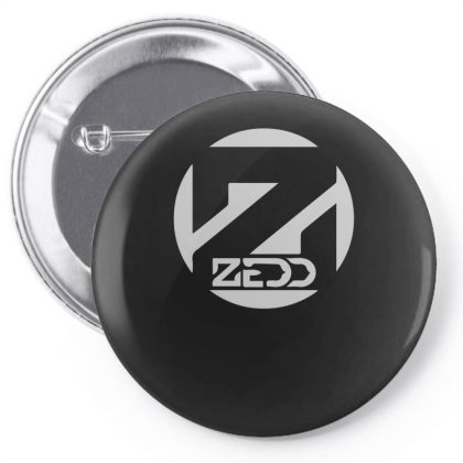 Zedd Dj Pin-back Button Designed By Lyly
