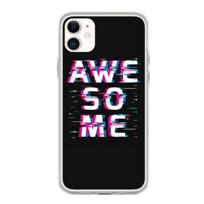Awesome Glitch Iphone 11 Case Designed By Badaudesign