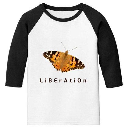 Liberation Youth 3/4 Sleeve Designed By Thakurji