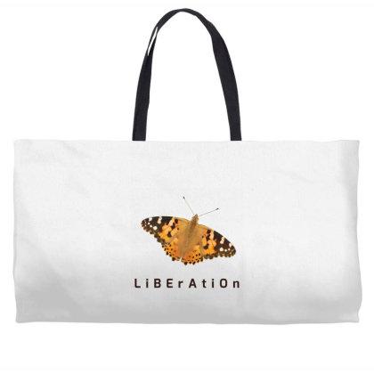 Liberation Weekender Totes Designed By Thakurji