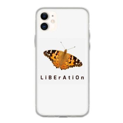 Liberation Iphone 11 Case Designed By Thakurji