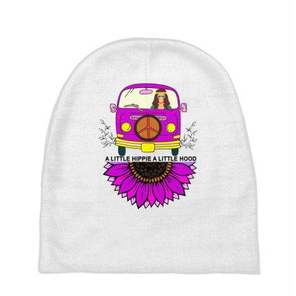 A Little Hippie A Little Hood Baby Beanies Designed By Bettercallsaul