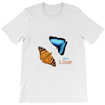 Silent Love T-shirt Designed By Thakurji