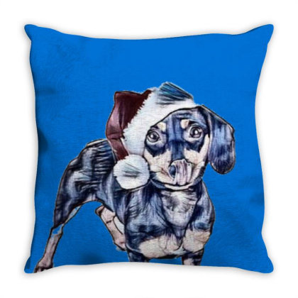 Funny Conceptual Image Of A W Throw Pillow Designed By Kemnabi