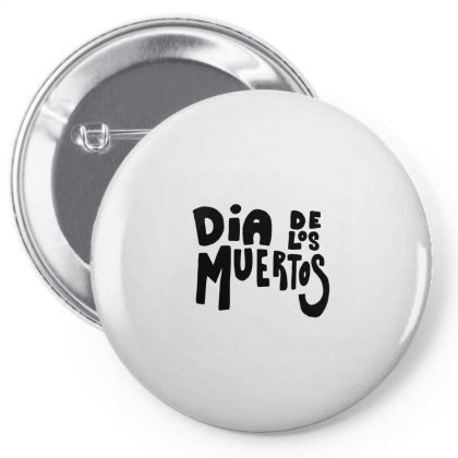 Dia De Los Muertos Pin-back Button Designed By Disgus_thing