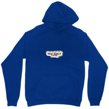 Happy And Smiling Friendly Go Unisex Hoodie Designed By Kemnabi