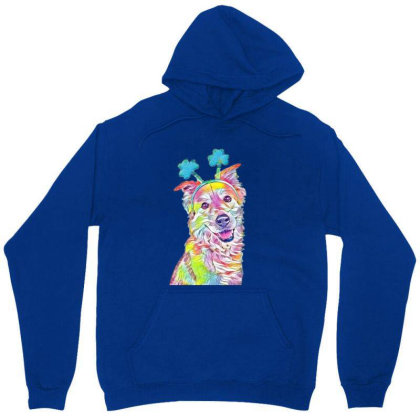 Happy And Smiling Cute Golden Unisex Hoodie Designed By Kemnabi