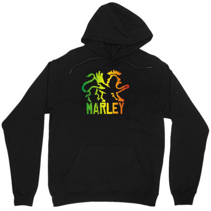 Ziggy Marley Lion Unisex Hoodie Designed By L4l4pow