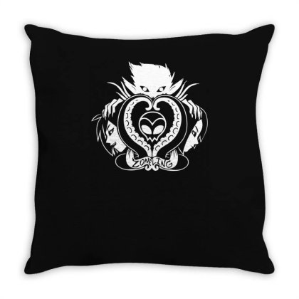 Zoneling Throw Pillow Designed By L4l4pow