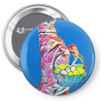 Cute And Funny Carolina Breed Pin-back Button Designed By Kemnabi