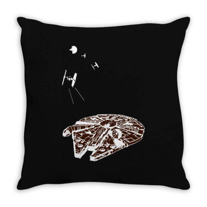 Acompae Force That Will Throw Pillow Designed By L4l4pow