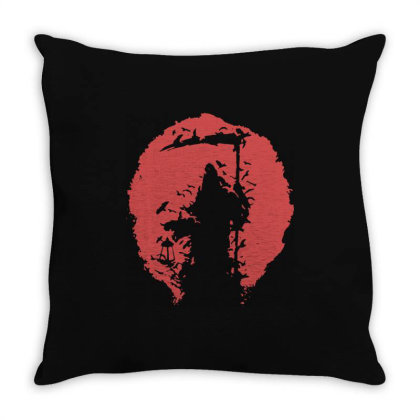 After Life Throw Pillow Designed By L4l4pow