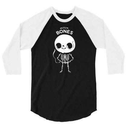 Little Bones 3/4 Sleeve Shirt Designed By G3ry