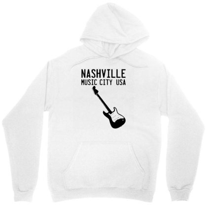Music City Unisex Hoodie Designed By G3ry