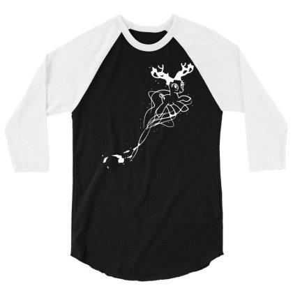 My Little Patrony 3/4 Sleeve Shirt Designed By G3ry