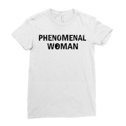 Phenomenal Womens Ladies Fitted T-shirt Designed By G3ry