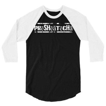 Presheatecha 1 3/4 Sleeve Shirt Designed By G3ry