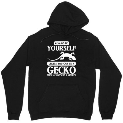 Reptile Gecko Unisex Hoodie Designed By G3ry