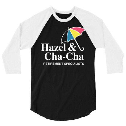 Retirement Specialists   Hitmen   Funny Parody 3/4 Sleeve Shirt Designed By G3ry