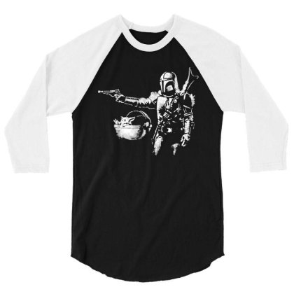 Style Pulp Mando 3/4 Sleeve Shirt Designed By Star Store